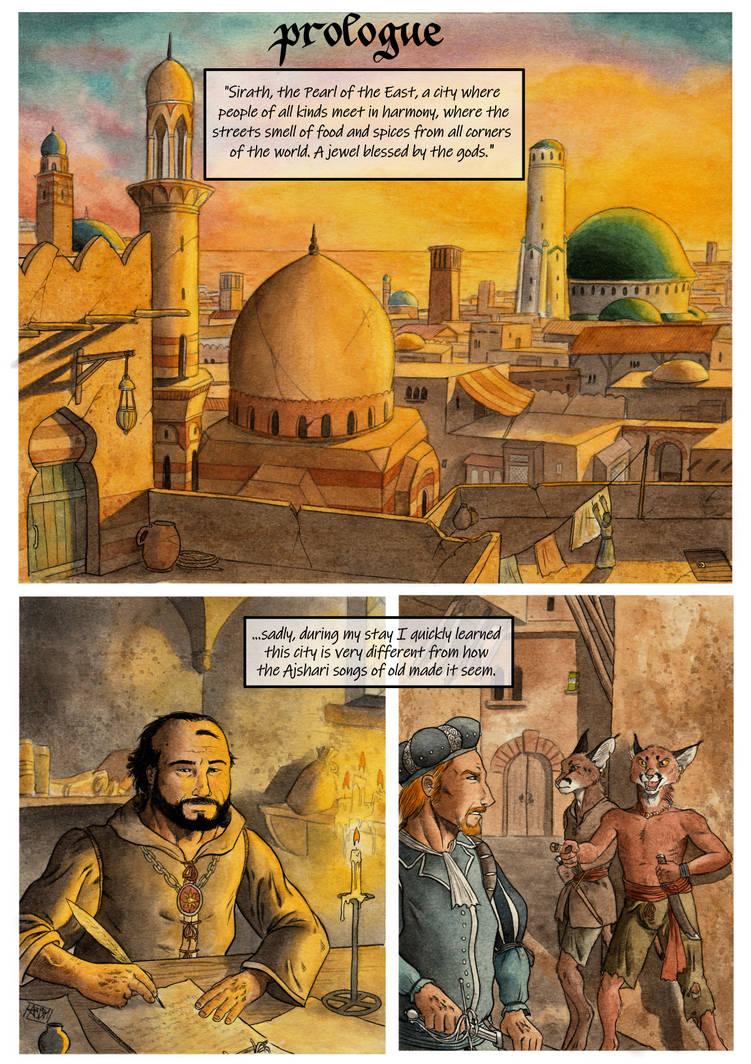 Divide et Impera - page 1