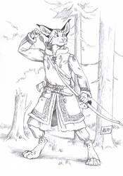 Northern Hunter by 0laffson