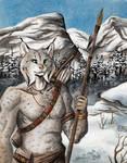 Lynx Canadensis by 0laffson
