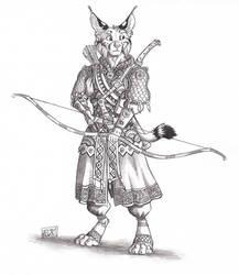 Jedhazi Warrior