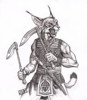 Warrior of the Gods