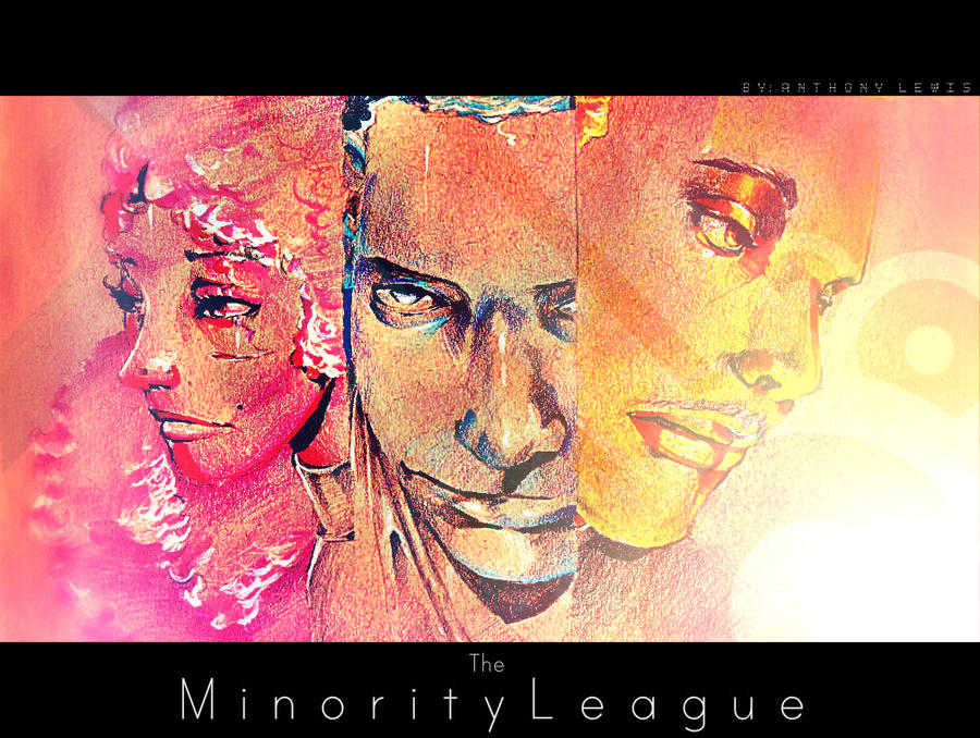 The Minority League by Teury