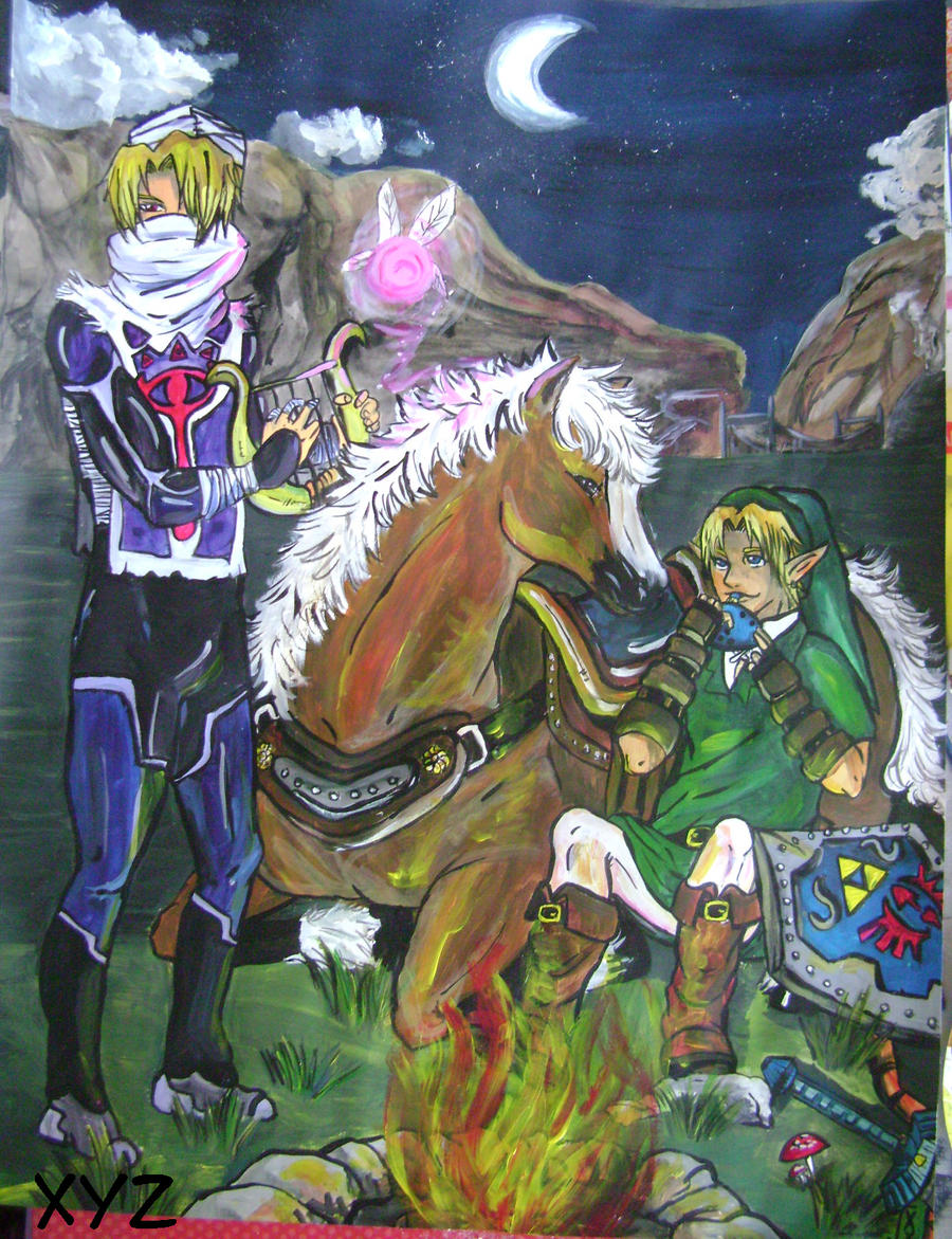 link and sheik wallpaper - photo #37