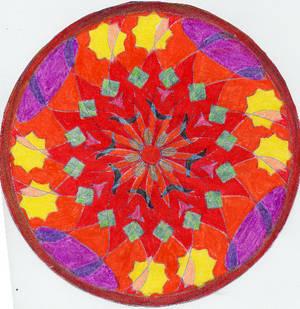 Mandala: Splitting Image