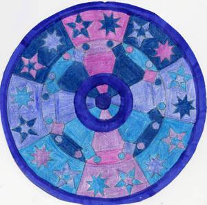 Mandala: Starry Sections