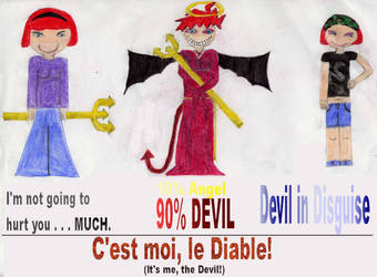Devil Me