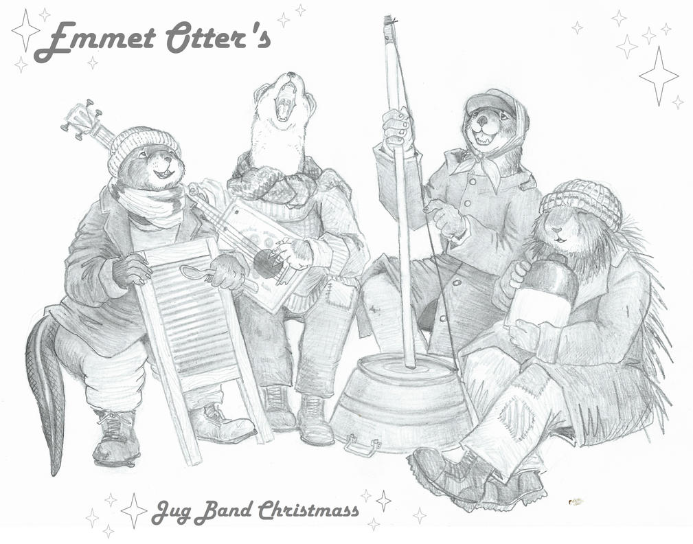 Emmet Otter\'s Jug Band Christmas by Zaphkiellane on DeviantArt