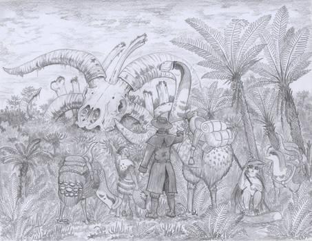 The Grave of Shub-Niggurath