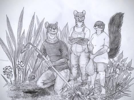 Garden Officers