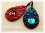 Dragon pendants