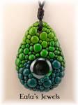 Draig-talamh pendant