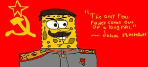 Soviet Spongebob