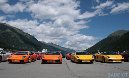 Lamborghini by saddicted