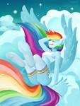 Rainbow by myakich