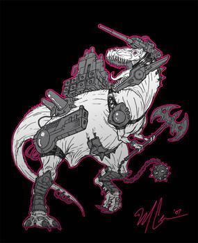 Cybersaurs: TyrannoZaurus