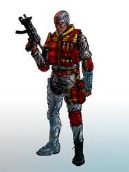 Deathlok: Agents of S.H.I.E.L.D. Concept