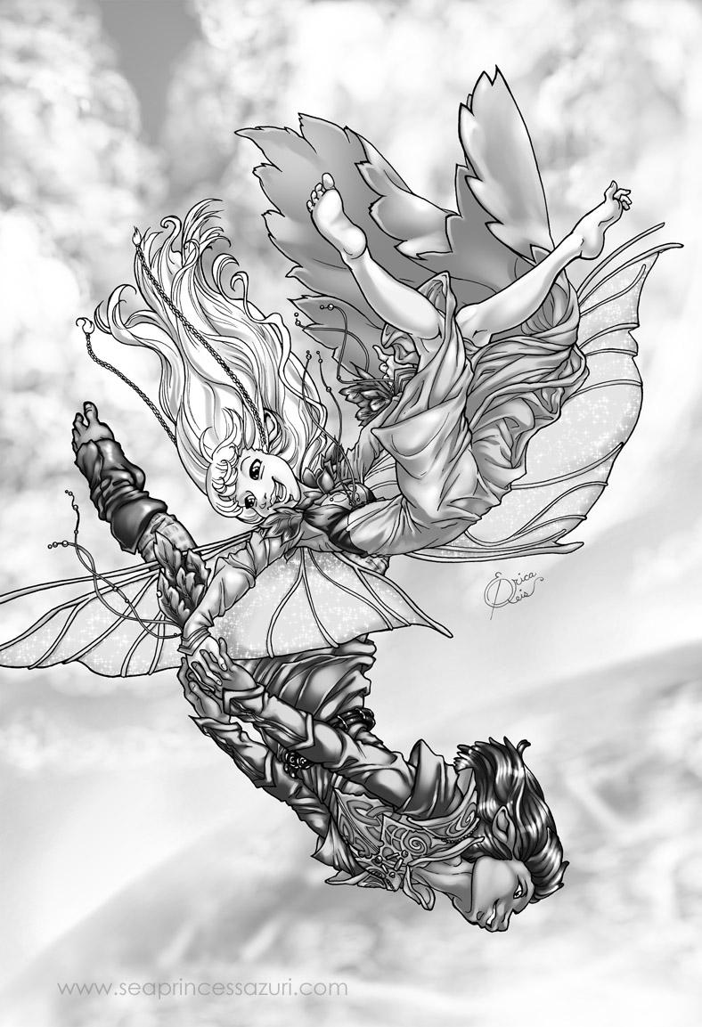 Dark Crystal pinup by solipherus