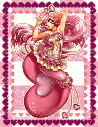 sweet lolita mermaid by solipherus