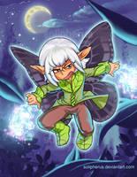 chibi fairy ZOT by solipherus