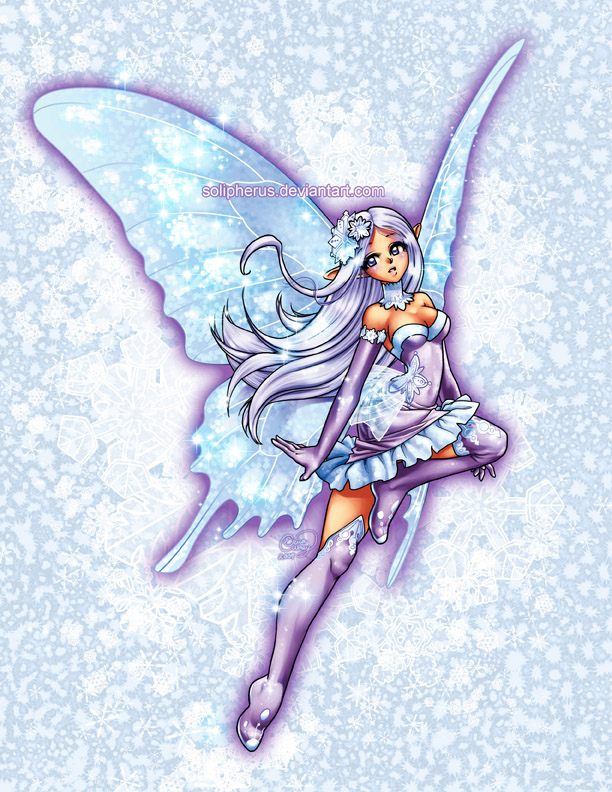 DeviantArt: More Like Bee Anime Fairy by solipherus
