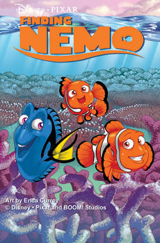 Finding Nemo Issue 1 revised