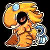Pixel Zephyr by BitsAndStitch