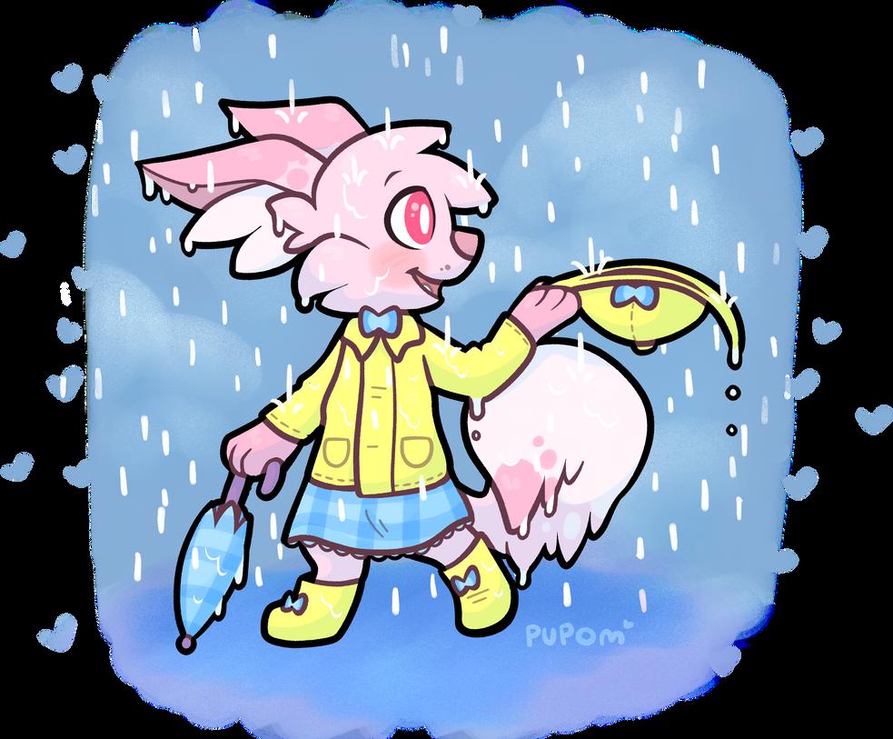 Rainy Day by pupom
