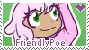 FriendlyPoe Stamp by pupom