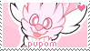 Pupom Stamp by pupom