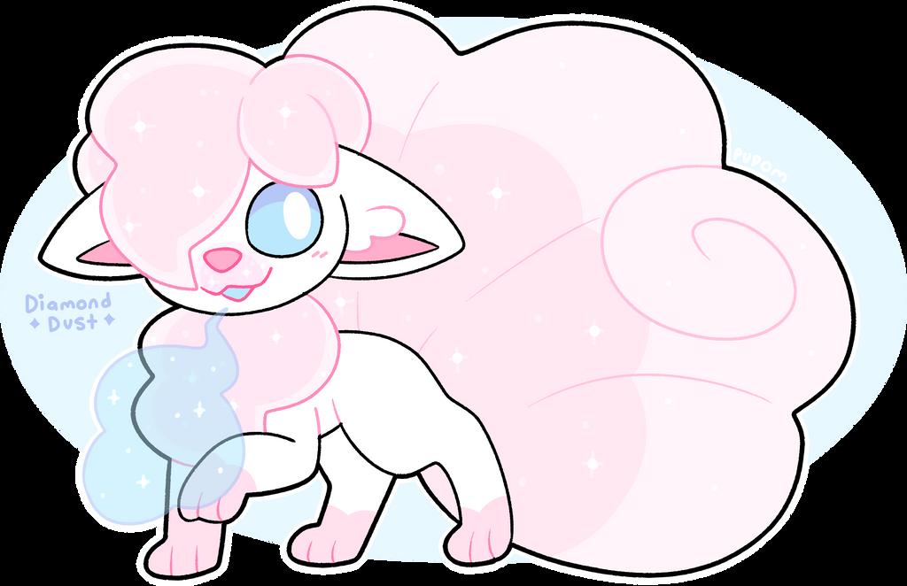Diamond Dust by Pupom