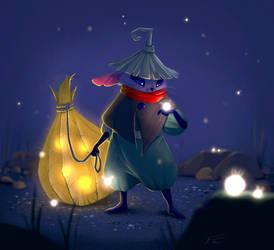 Keeper of Fireflies