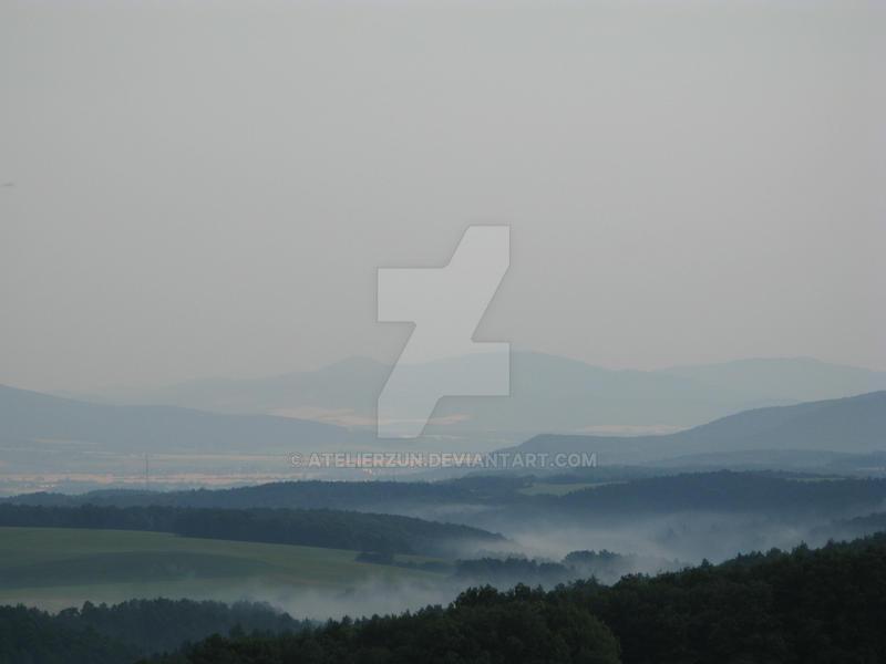 Breathing the mountain by AtelierZUN