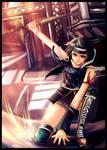 Collab: Yuffie