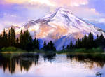 Sketch: Mountain