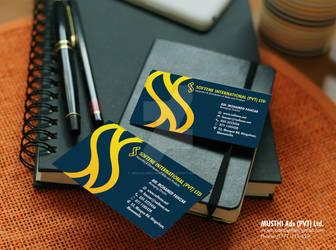 Softene International Business Card