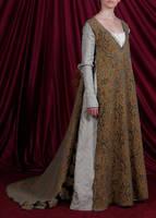 Italian Dress: Giornea by Verdaera