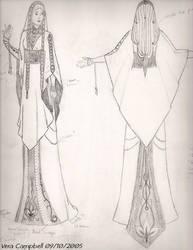 Original SW Senatorial Gown