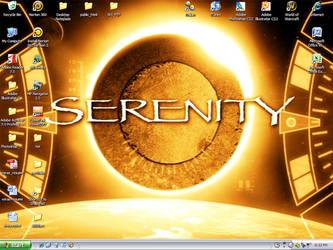 Serenity Desktop Screenshot