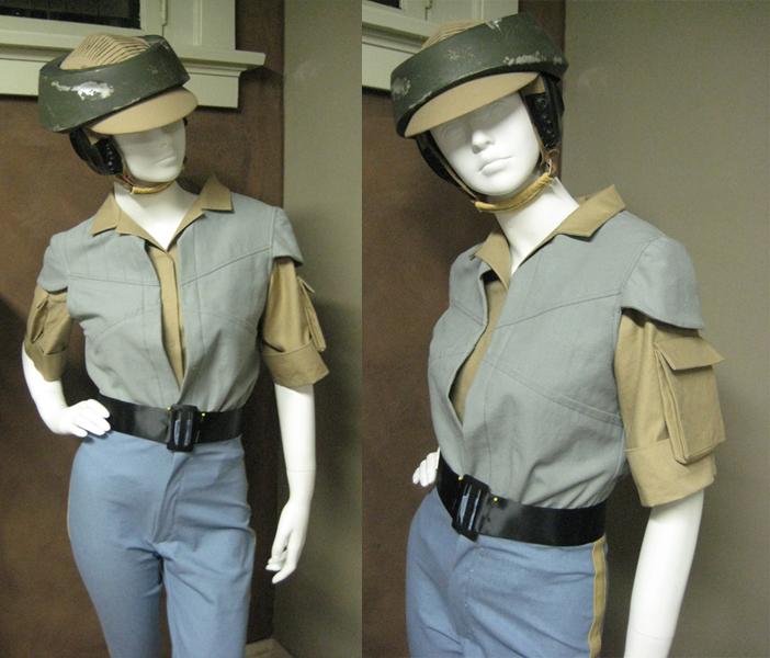 Endor Trooper Leia Vest by Verdaera ... & Endor Trooper Leia: Vest by Verdaera on DeviantArt