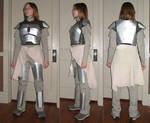 Female Mandalorian Armor - WIP