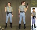 Endor Trooper Leia - Finished