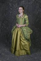 18th Century Gown -prettier by Verdaera