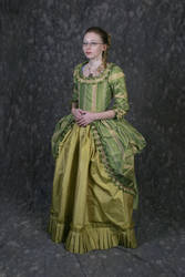 18th Century Gown -prettier
