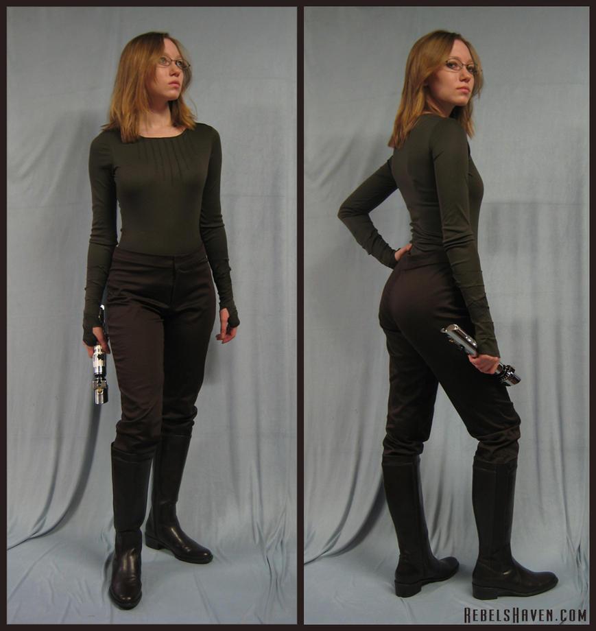Jedi Undertunic, Pants + Boots by Verdaera
