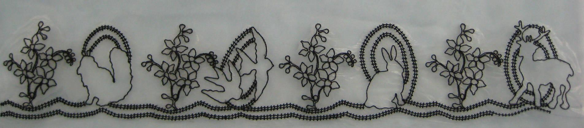 Alice Embroidery Sneak Peek