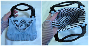 Alice Inspired Purse