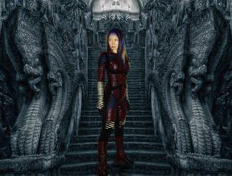 Illyria of Vahla ha'nesh TBTW by Verdaera