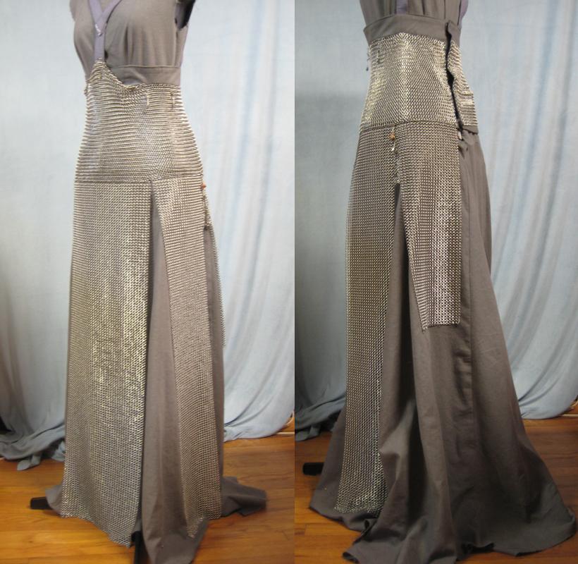 WW skirt progress 02 by Verdaera