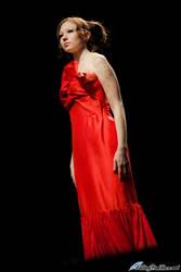 Katniss Everdeen, The Girl On Fire by Verdaera