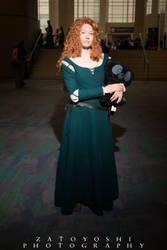 'Historically Accurate' Merida -C2E2